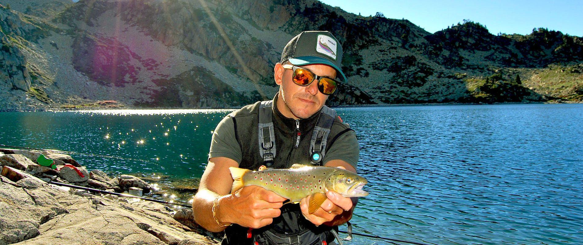 Pêche Passion Pyrénées, guide de pêche dans les Pyrénées